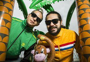 Baja frequencia - Outdoormix Festival