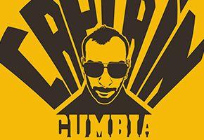 Captain Cumbia - Outdoormix Festival