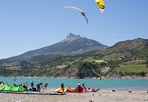 Eaux Douces beach - Outdoormix Festival