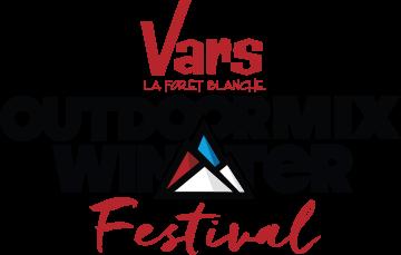 logo outdoormix festival winter