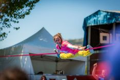 Coralie Girault - Outdoormix Festival