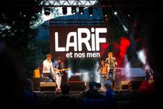 Larif et Nos Men