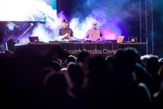 Scratch Bandits Crew - Outdoormix Festival
