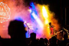 La Yegros - Outdoormix Festival