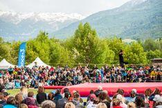 - Outdoormix Festival
